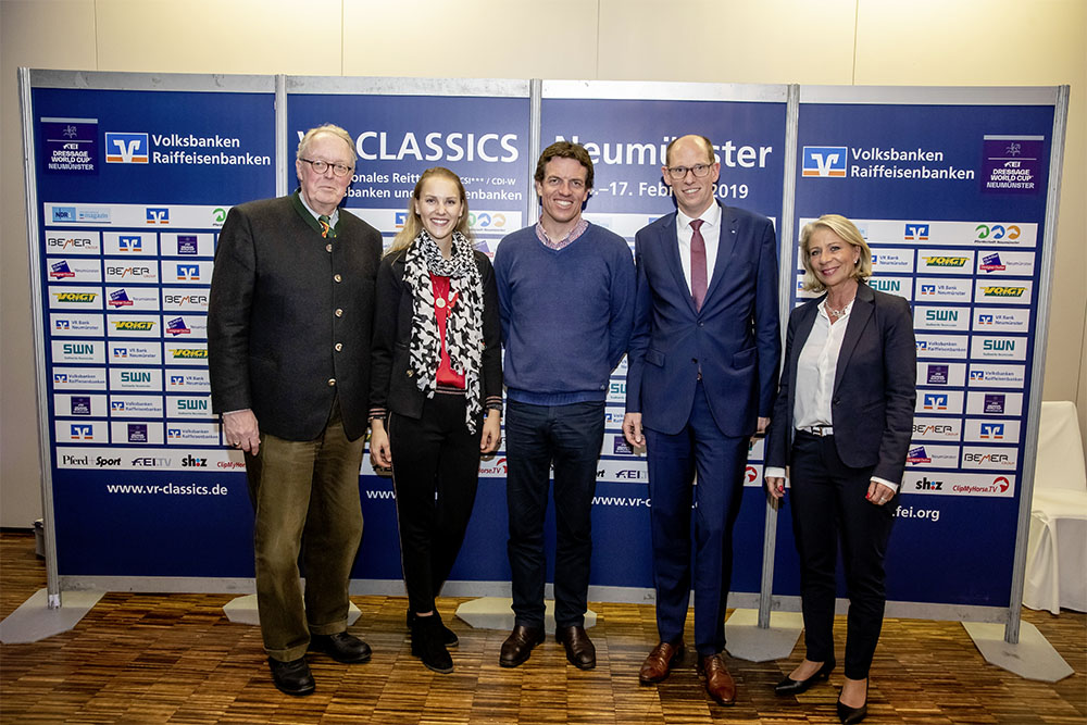 VR CLASSICS - Spitzenfeld für internationalen Sport